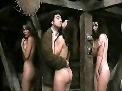 CMNF Vintage İspanyol Sahnesi
