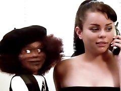 (Komik B Porno Film) Kara Şeytan kız