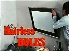 vintage 70s danish - Bald Holes (german dub) - cc79