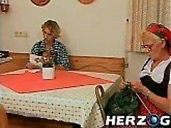 HerzogVideos İm Wald und auf der Heidi #3