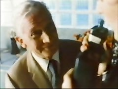 Aged Man Jean Villroy gets a Deep-throat Job From Maid...Wear-Tweed