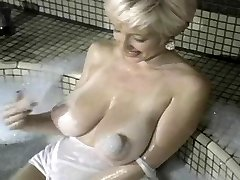 Danni Ashe Very First Video Udders On Fire