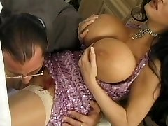 Giant titties cougar..wet pussy!