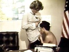 Vintage: Klassiska Kontor Sex