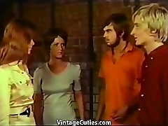 Katastrofāla Tryouts par Fucking Hot Teen Meitenēm (Vintage)