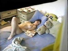 Voyeur Dormitorio De Invitados Orgasmo Clásico