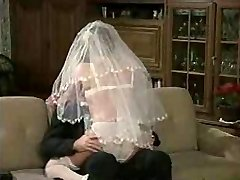 Super-steamy Bride! Retro porno!