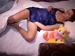 jauns krievu prostitūta masturbē