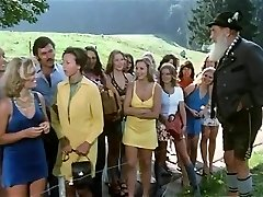 1974 German Porn old school with impressive beauty - Russian audio