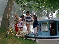 אלפא צרפת - צרפתית פורנו - סרט מלא - Croisiere לשפוך זוגות Echangiste