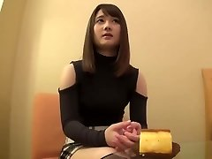 Best Asian girl in Unbelievable Vintage, Solo Girl JAV scene pretty one