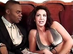 Sophia Ferrari Sean Michaels bi-racial assfuck italian brunette classic antique retro doggystyle
