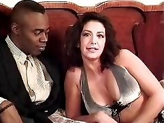 Sophia Ferrari Sean Michaels interracial anal italian brunette classic antique retro from the rear