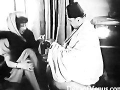 Antiik Porn 1920 Raseerimine, Fisting, Kuradi