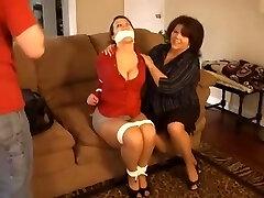 step mummy and step son punish teacher