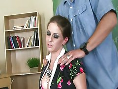 Rachel Roxxx Is A Horny Teacher