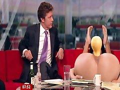 BBC - Susanna Reid demonstrates sex toys on air