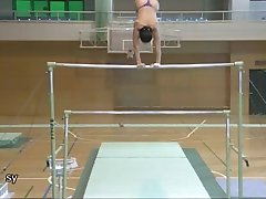 Romanian Gymnasts nude Lavinia Milosovici