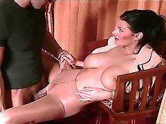 più caldo lucido collant sesso humping !!