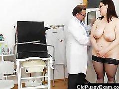 Big breasted fru ob gyn prospektering