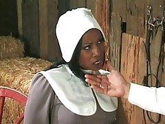 Amish bonde annalizes en svart städerska