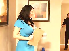 Sophie Dee BBW Doctor Secretary Evan Stone