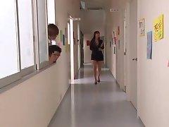 Obscene Lesson Naughty Teacher (censored)