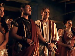 Spartacus: Roman Orgy