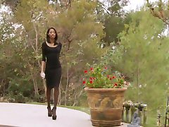 Sedotto Da Una Donna Di Colore Adriana Malao, Parigi Lincoln