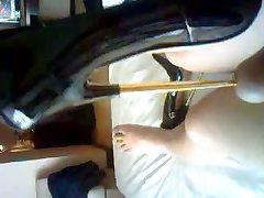 شدید, جوراب ساق بلند,