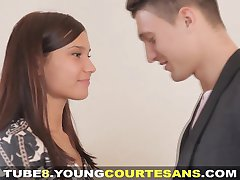 Young Courtesans - Hot thing is a courtesan