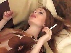 سیگار, قرمز, معصوم