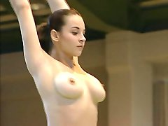 Nude Gymnast Corina Ungureanu FULL VIDEO