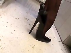 stocking and heel 2