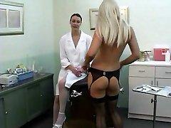 لزبین, پرستار طول می کشد استفاده PT1 DMvideos