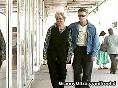 Susan in Grannys big adventures Episode 2
