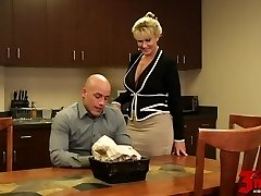 Ryan Conner Big-chested MILF Office Sex