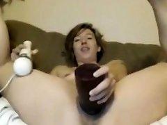 My fresh fuck stick is so fucking huge !