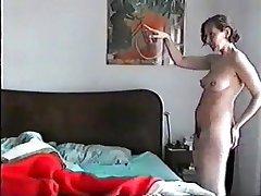 Utforska hennes hål - egen video