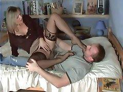 du sexe à la maison