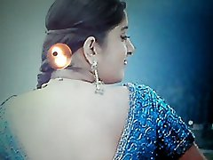 Tribute to Indian Aunty's Ass