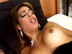 Beste Cream pie shemale video wordt GELADEN VAN BLOTE CREAMPIE
