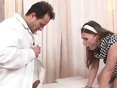 Nastolatek i dziwny Lekarz