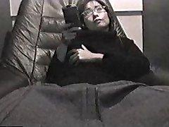 Pravi skrita kamera - Japonski MILF v video soba