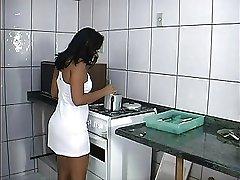 برزیل - , Com Vizinha فوق العاده Gostosa M28