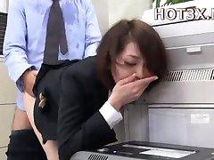 Asiatique Japon Secrétaire