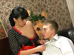 Russische Volwassen