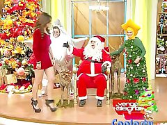 Eduman-Private.com - Tania Rincon Seksikas Mini Falda Roja