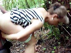 meža anālais sekss