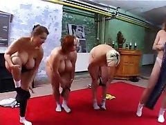 A new style aerobics.